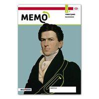 Memo - MAX leerwerkboek Deel a 2 vmbo-t havo 2020