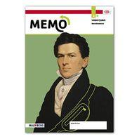 Memo - MAX leerwerkboek Deel b 2 vmbo-t havo 2020