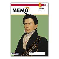 Memo - MAX leeropdrachtenboek Deel b 2 havo vwo 2020