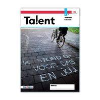 Talent - MAX leerwerkboek Deel a 1 vmbo-kgt 2021