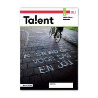 Talent - MAX leeropdrachtenboek Deel a 1 vmbo-t havo 2021