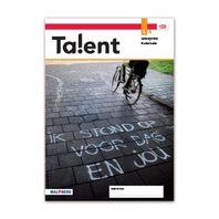 Talent - MAX leeropdrachtenboek Deel a 1 havo vwo 2021