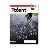 Talent - MAX leeropdrachtenboek Deel b 1 havo vwo 2021
