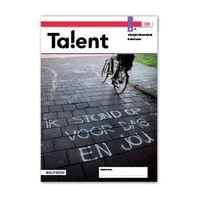 Talent - MAX leeropdrachtenboek Deel a 1 vwo gymnasium 2021
